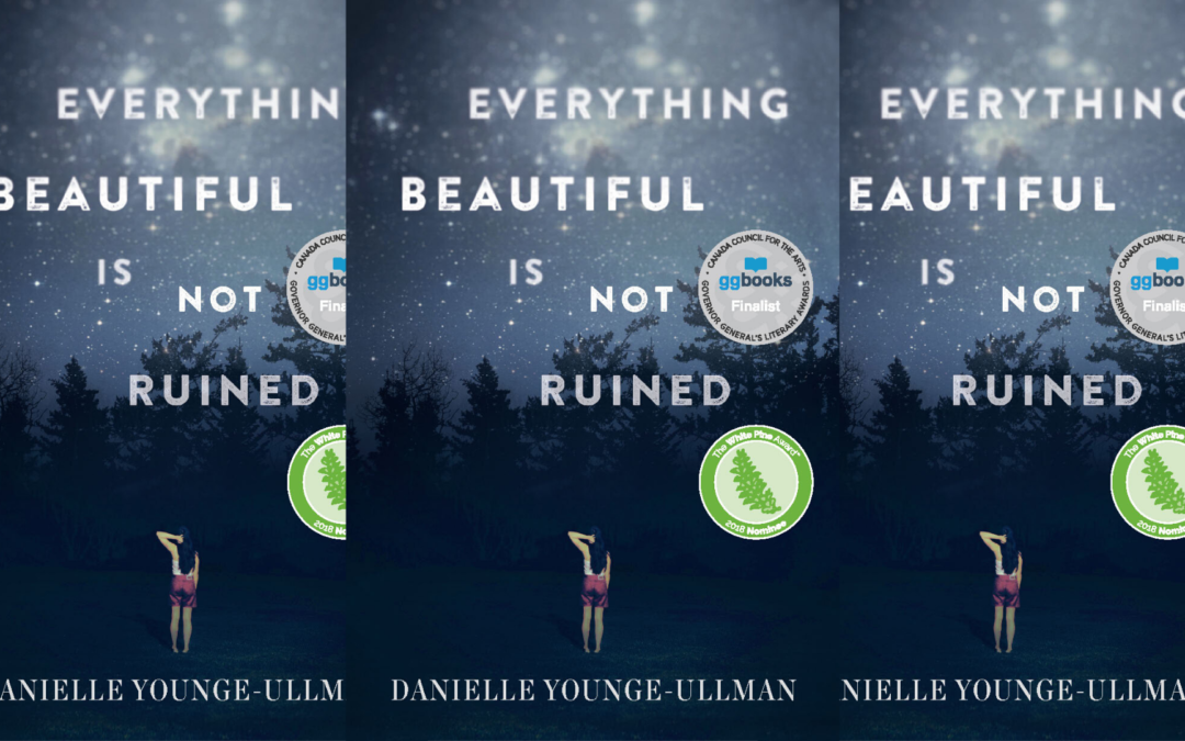 Book Rights Secured for Everything Beautiful Is Not Ruined
